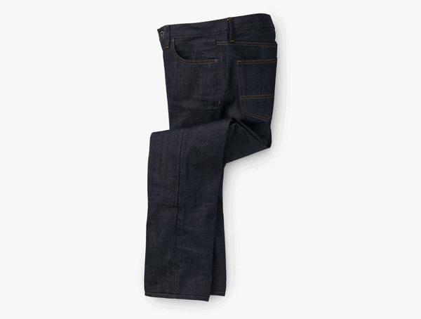 Bullbuck Double-front jeans (No. 20172099)