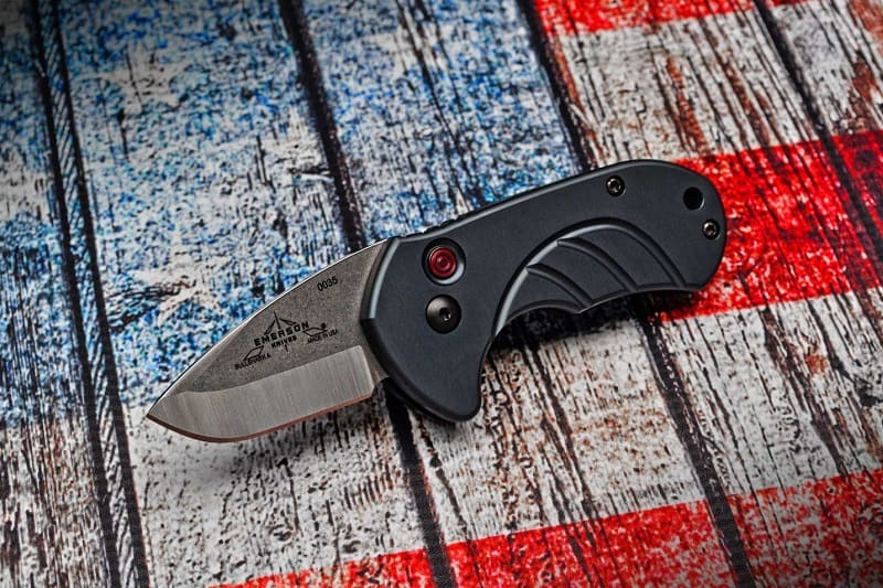 Bullshark: Emerson's First Fully Automatic Knife