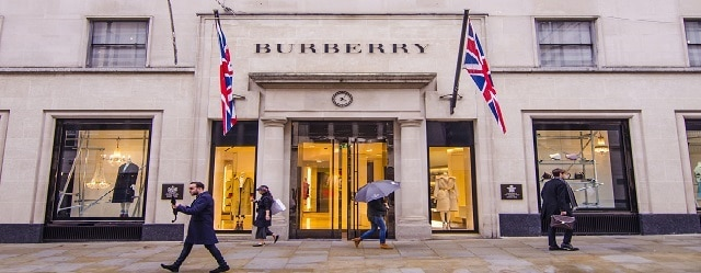 Does Burberry Make Watches?