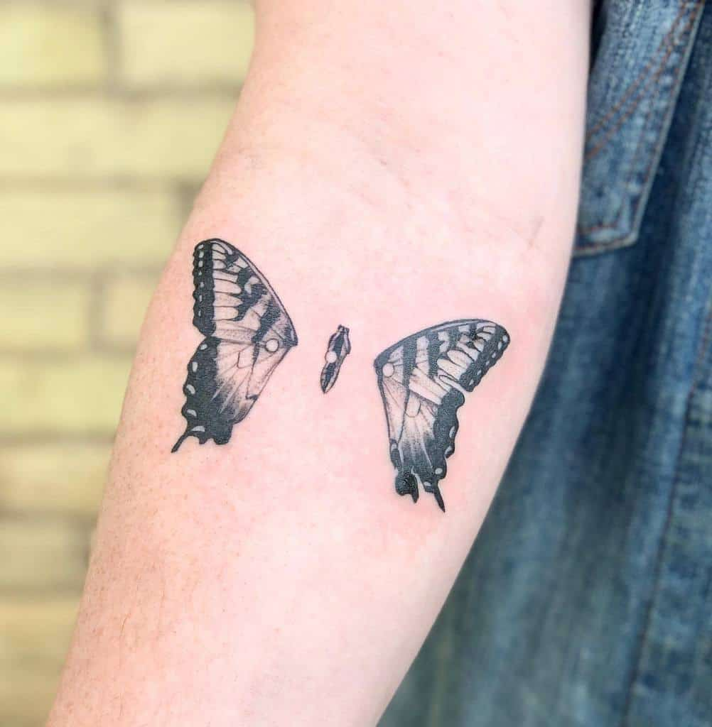 Butterfly Tattoo Meaning kristinevodon
