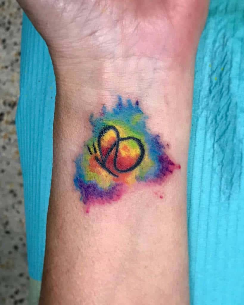 Butterfly Tattoo Meaning noluckjedi
