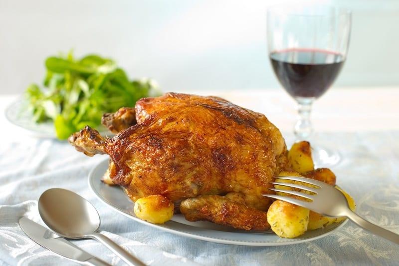 Cabernet-Sauvignon-With-Chicken