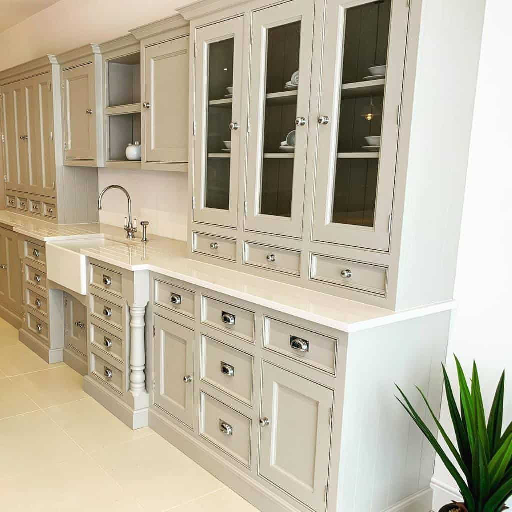 Cabinet Shelving Ideas nvkitchens_interiors