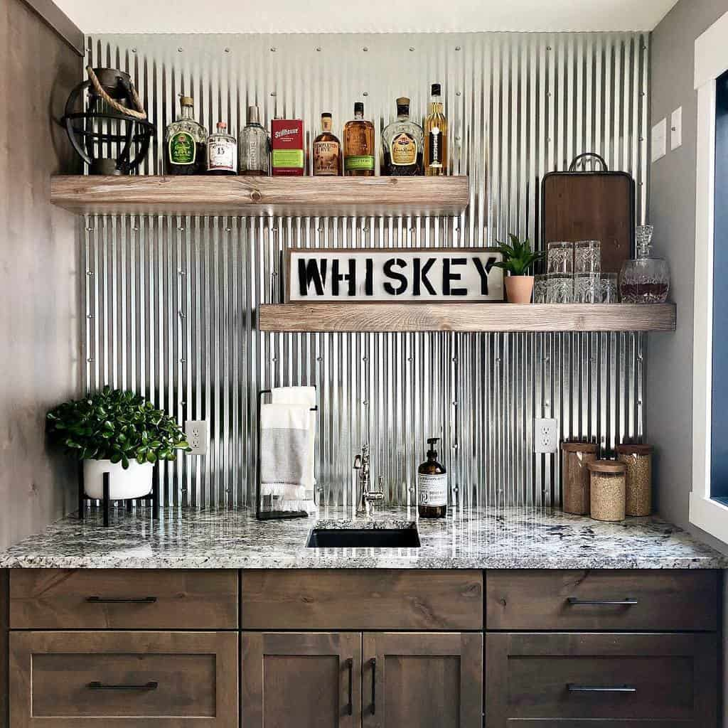 Cabinet Wet Bar Ideas our_blended_build