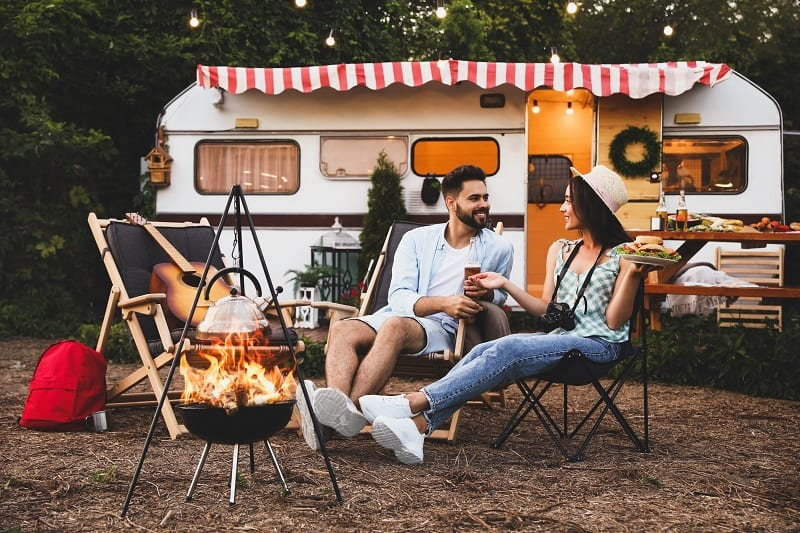 Camping-Best-Hobbies-For-Couples