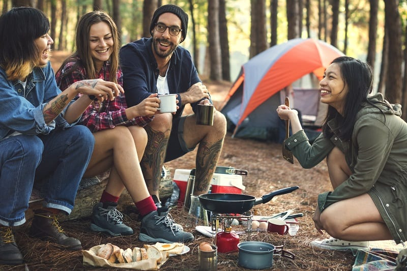 Camping Essentials – Complete Guide to the Basics