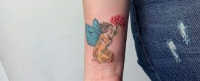 Top 101 Best Fairy Tattoos [2020 Inspiration Guide]