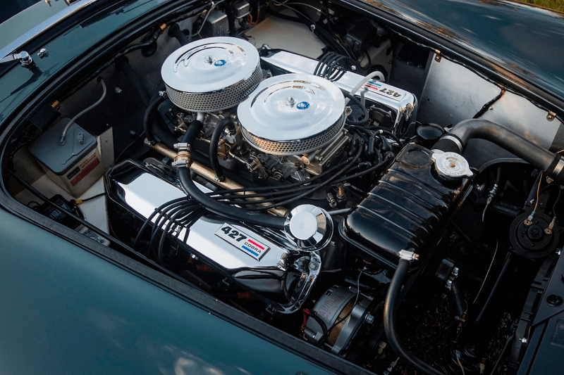 Carroll Shelby's 1965 427 Cobra Roadster Up For Auction 2
