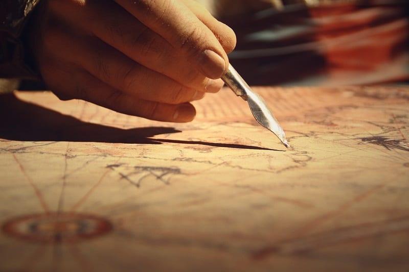 Cartographer - Best Outdoor Jobs For Outdoorsmen