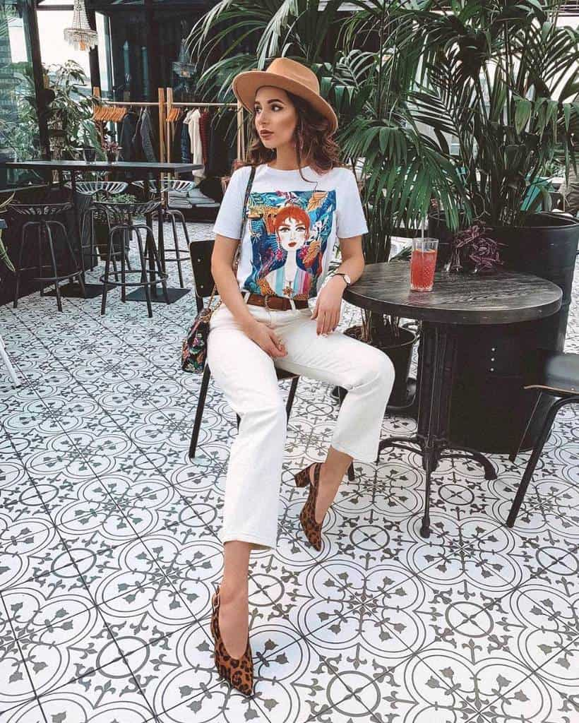 Casual Hipster Outfit Alenabule