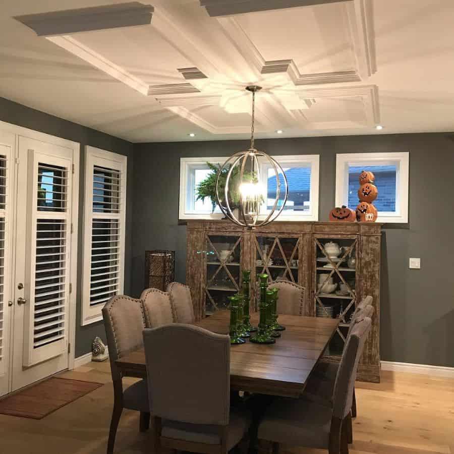 Ceiling dining room lighting ideas kevinthedrywallguy