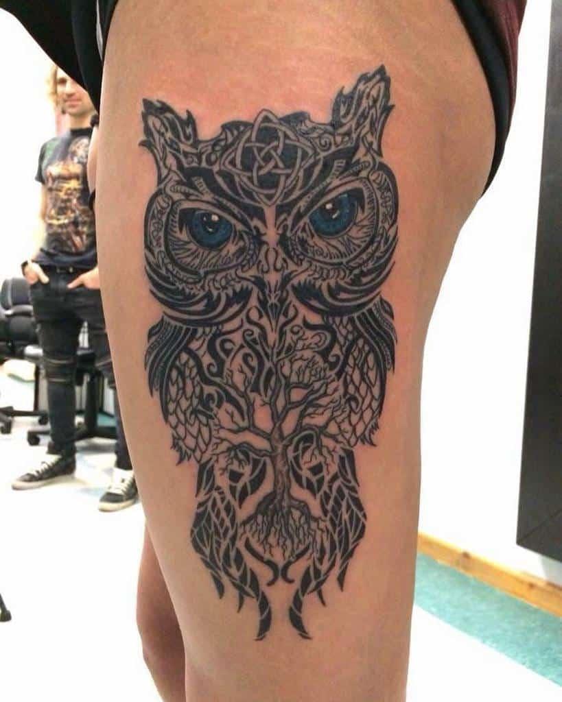 Celtic Scottish Tattoo Benfuentesromerotattoo