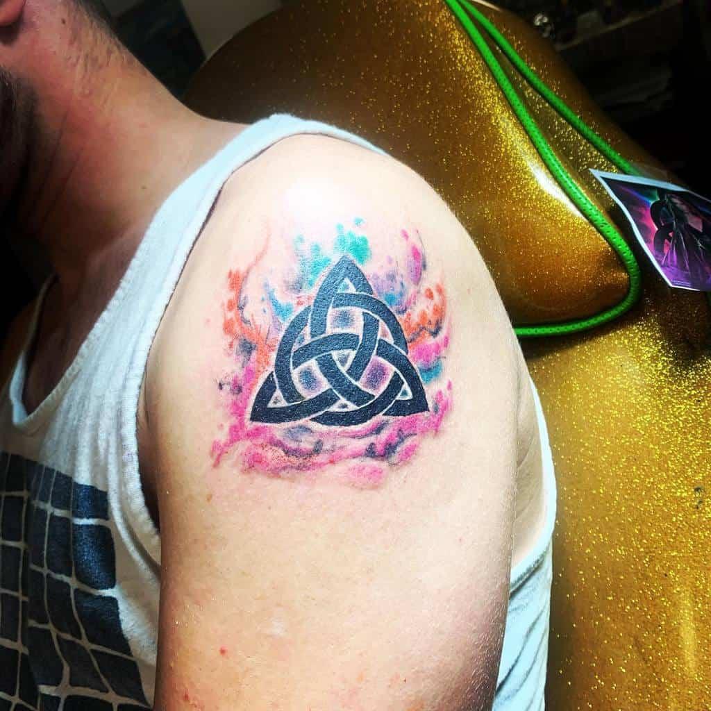 Celtic Scottish Tattoo Sandochello