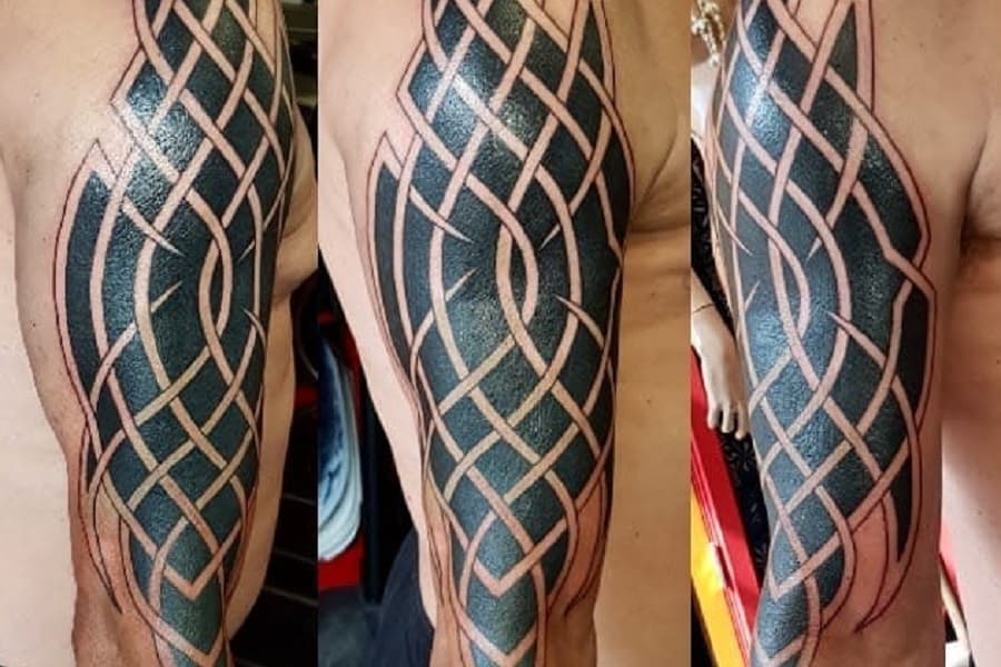 Top 69 Best Celtic Tribal Tattoo Ideas – [2020 Inspiration Guide]