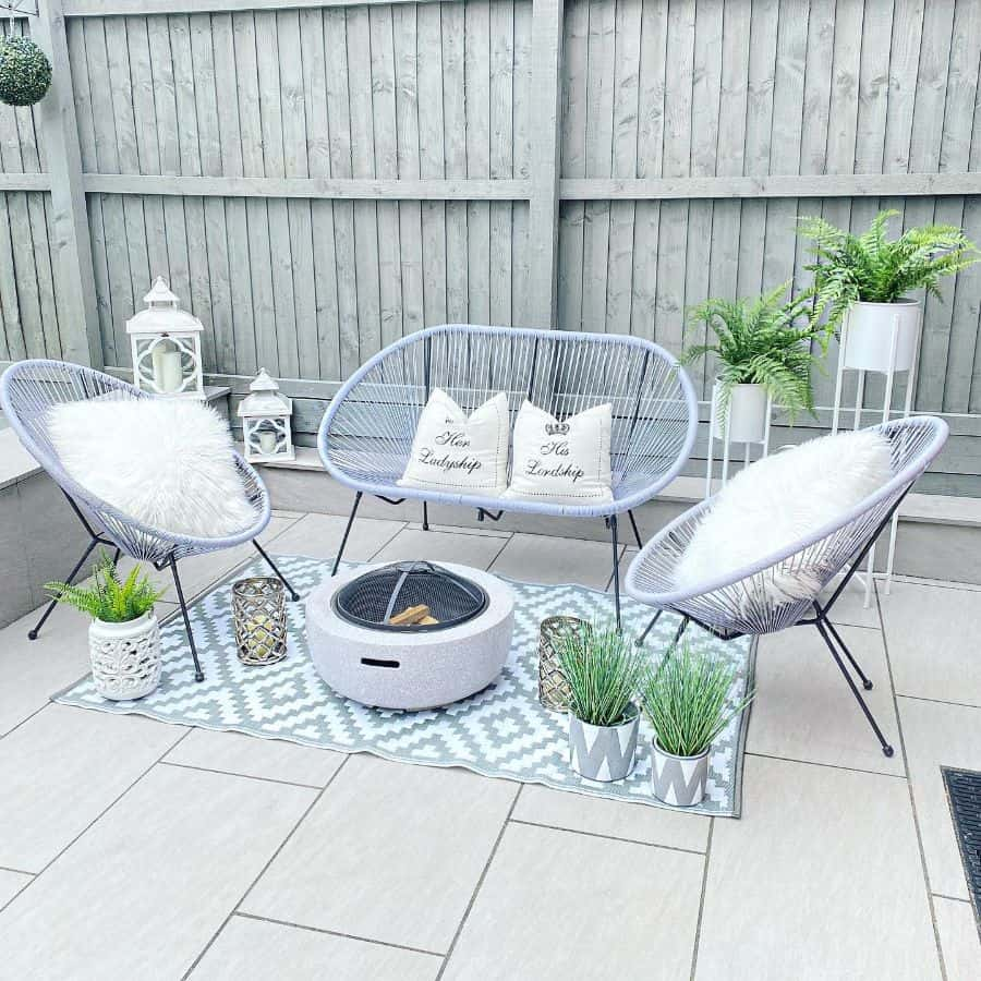Cheap Patio Ideas Forevergreyhome
