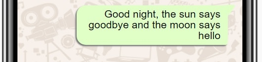 Cheesy Goodnight Text For Her