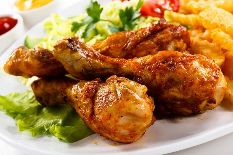 Chicken-To-Boost-Serotonin-for-Improving-Mental-Health-and-Mood