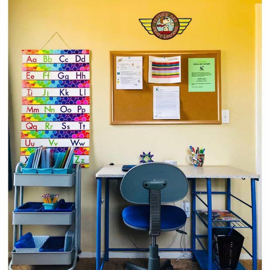 Children Study Room Ideas k.e.andme