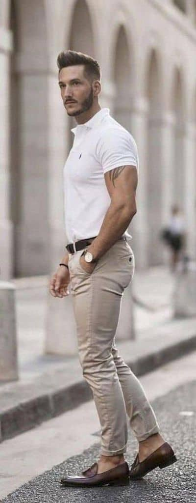 Chinos for Casual Events