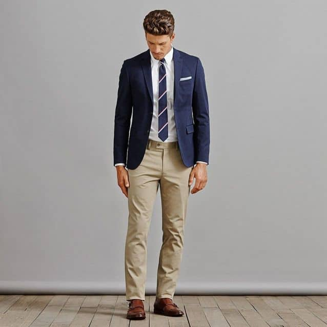 Chinos for Formal Occasions