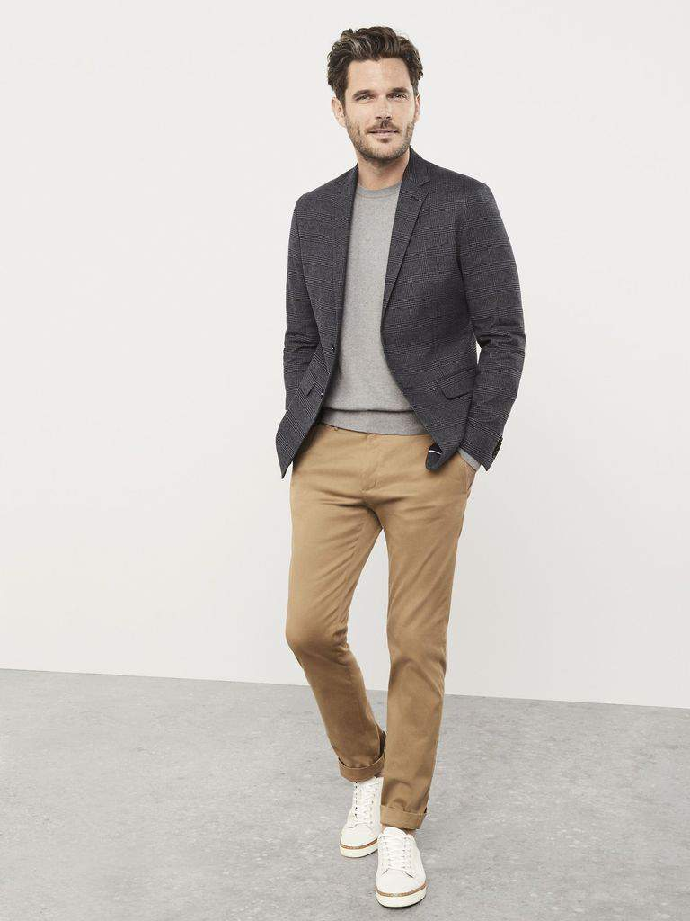 Chinos for Semi Formal Events