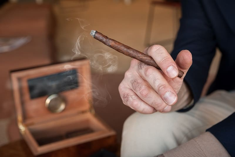 Cigar-Enthusiast-Hobbies-For-Men