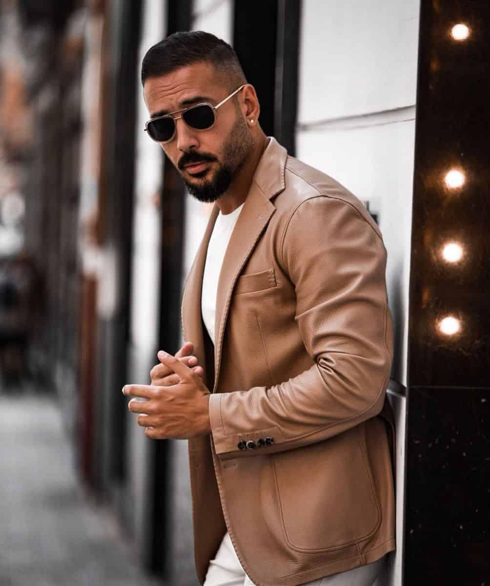 Coat Leather Jacket Styles -luigi_lauro