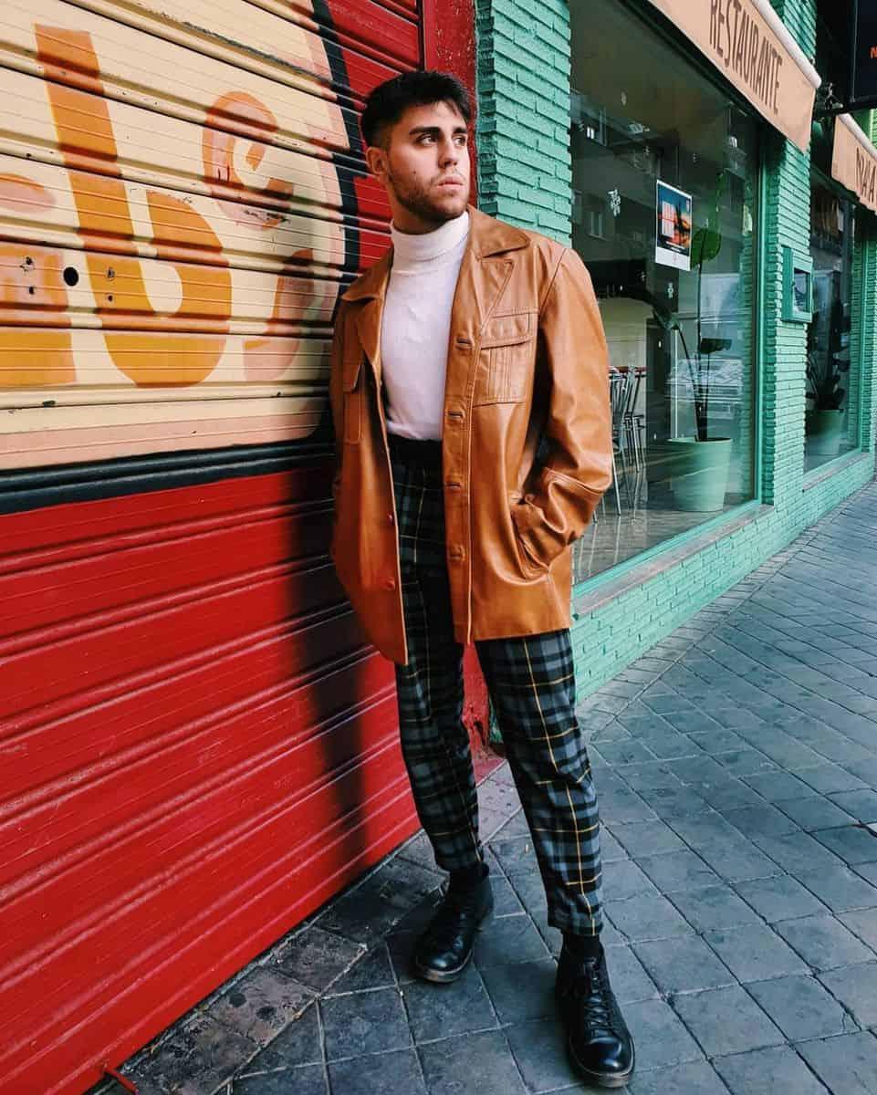 Coat Leather Jacket Styles -marcelogijonpimentel21