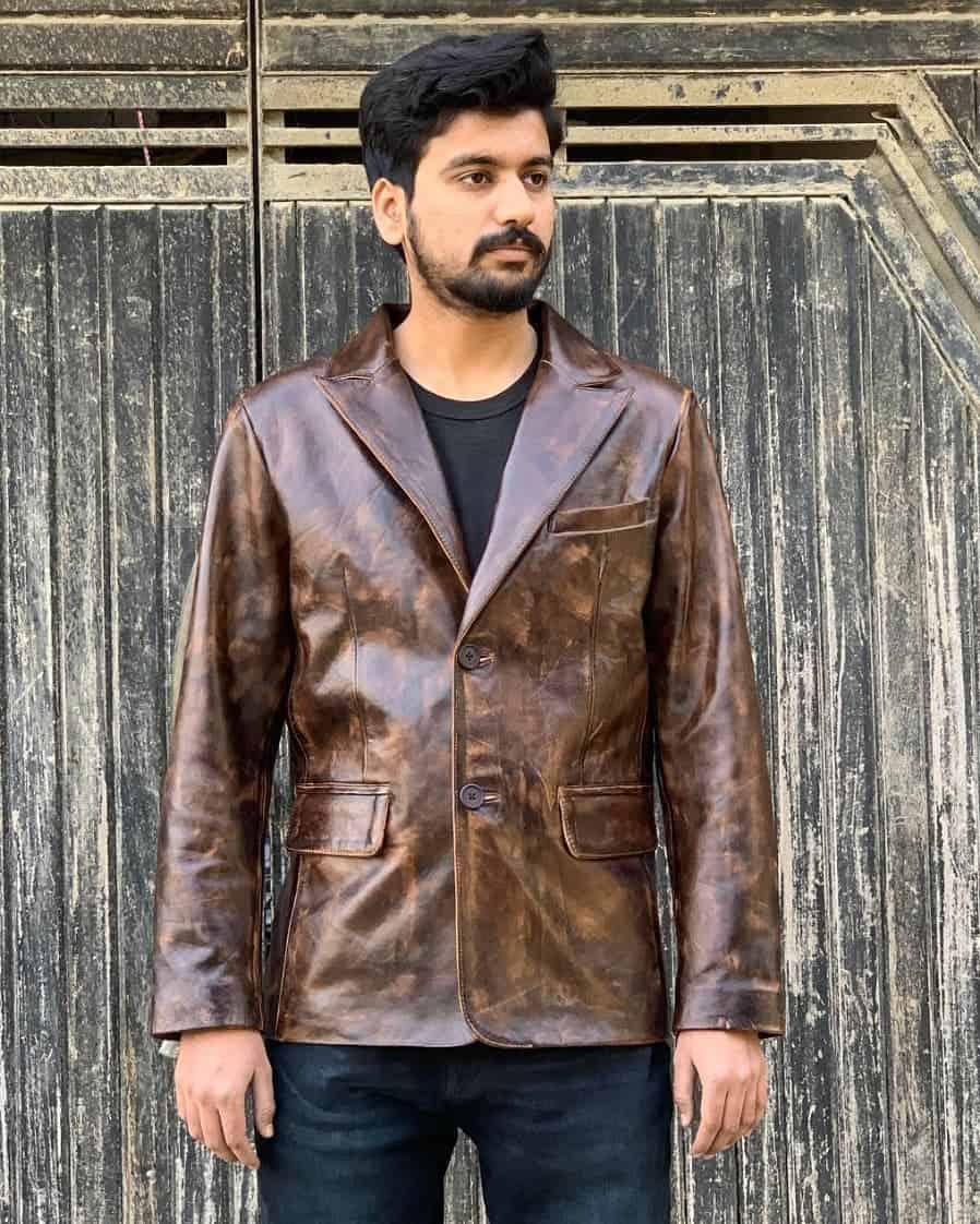 Coat Leather Jacket Styles -so_shway