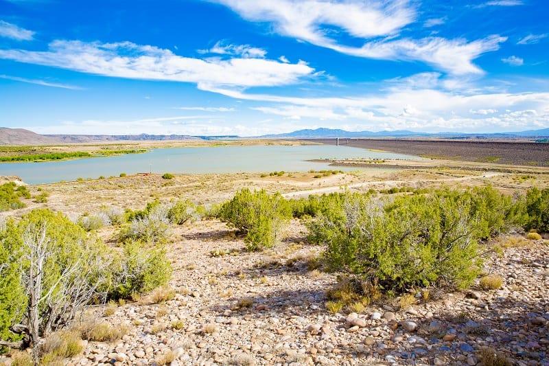 Cochiti-Lake-in-New-Mexico