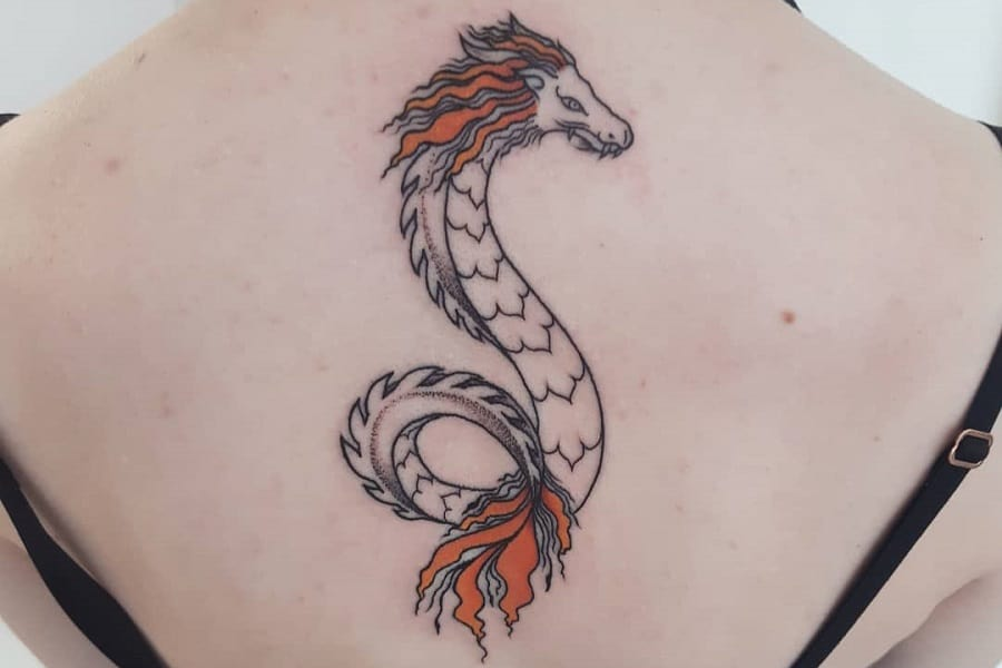Top 60+ Best Dragon Tattoos for Women – [2021 Inspiration Guide]