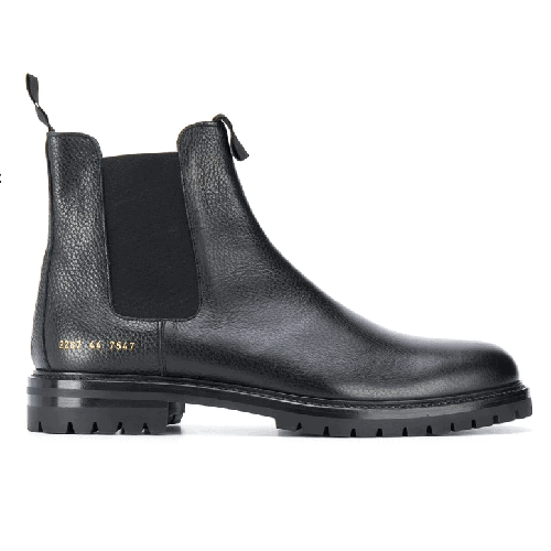 Common-Projects-Ankle-Length-Boots