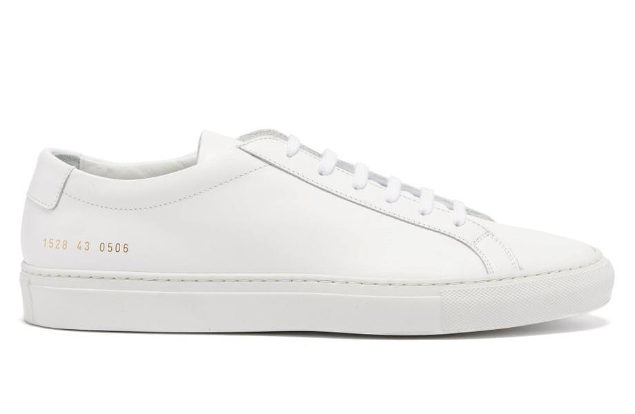 Common Projects Original Achilles-Ledersneaker
