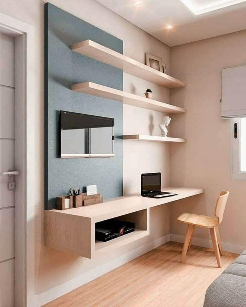 Contemporary Study Room Ideas room.decorideas