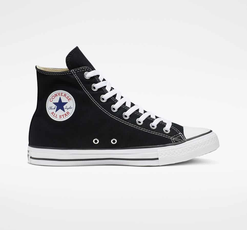 Black Chuck Taylor All Star High Top