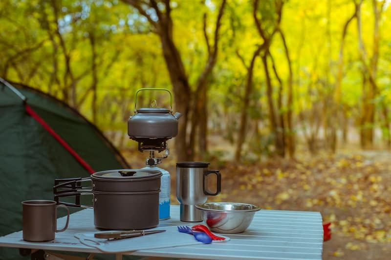 Cookware - Camping Essentials