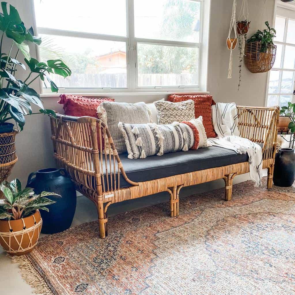 Cozy Sunroom Furniture Ideas _thechristoffcrew_