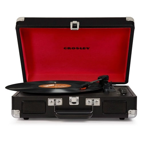 Crosley Cruiser Deluxe Stereo Turntable
