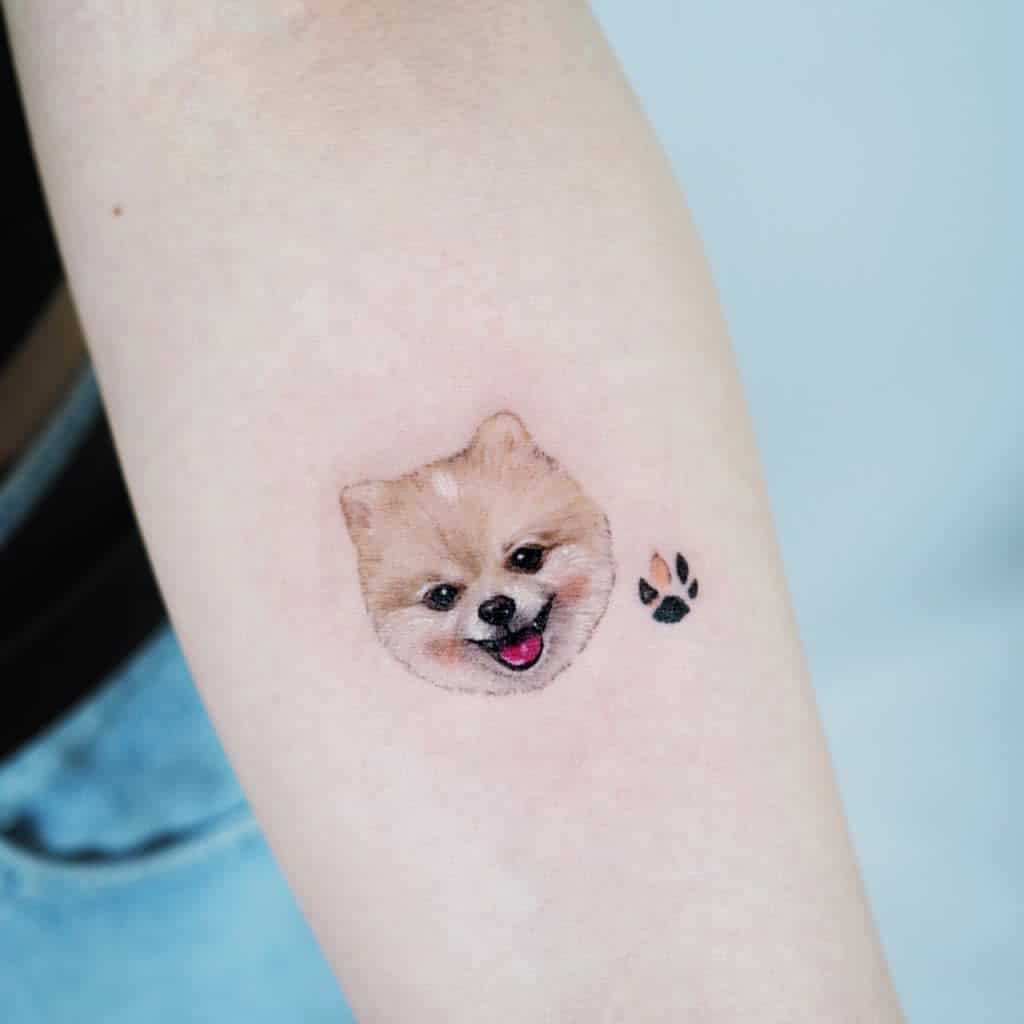 Cute Small Animals Tattoos Tattooist Yammy