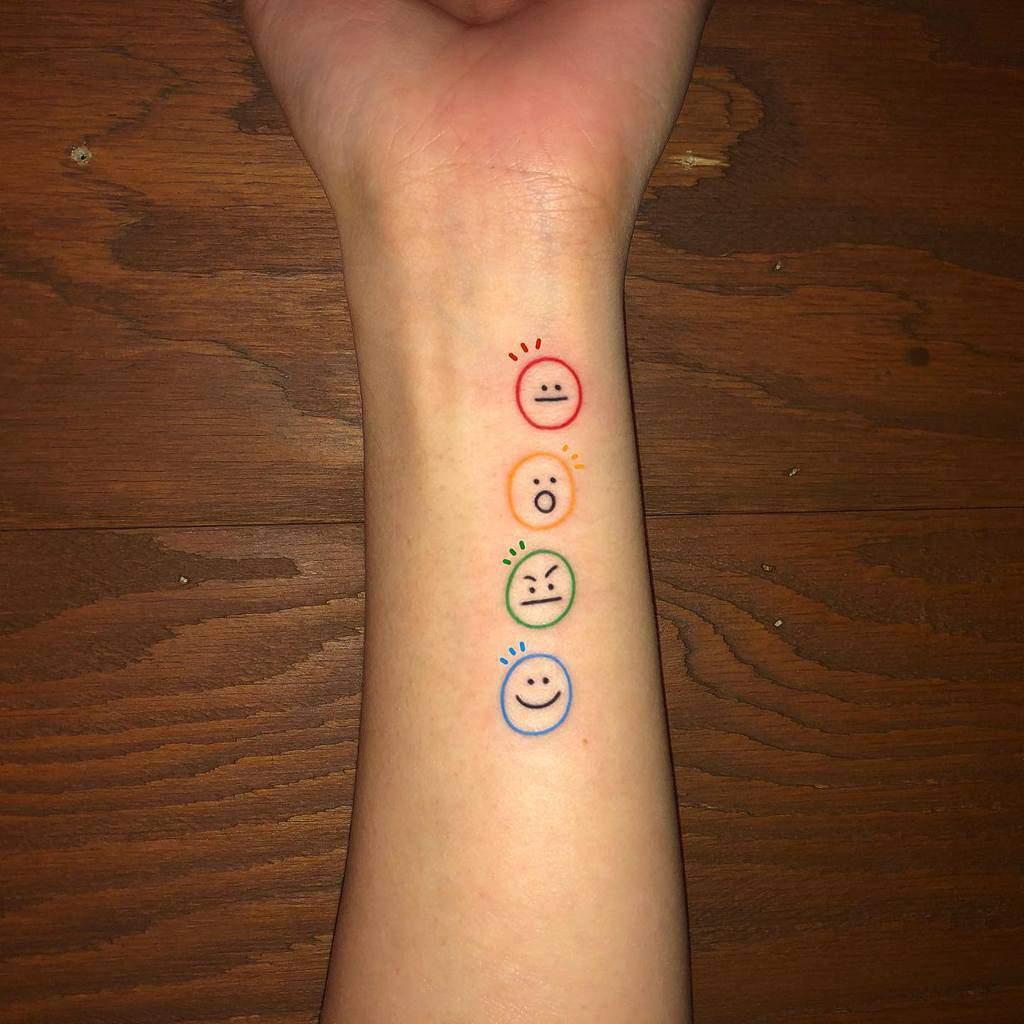 Cute Small Wrist Tattoos Chiz Tattoo