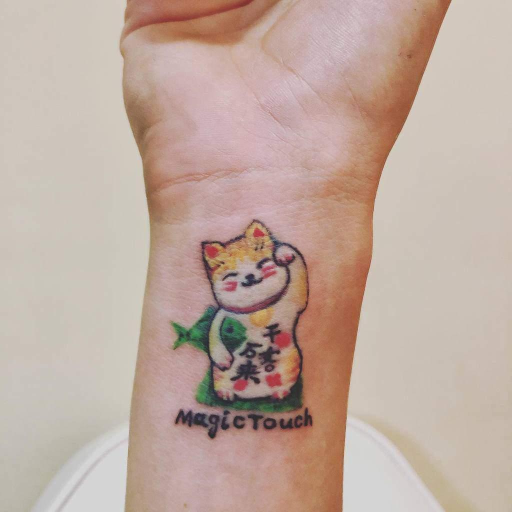 Cute Small Wrist Tattoos Inkin.tattoopro