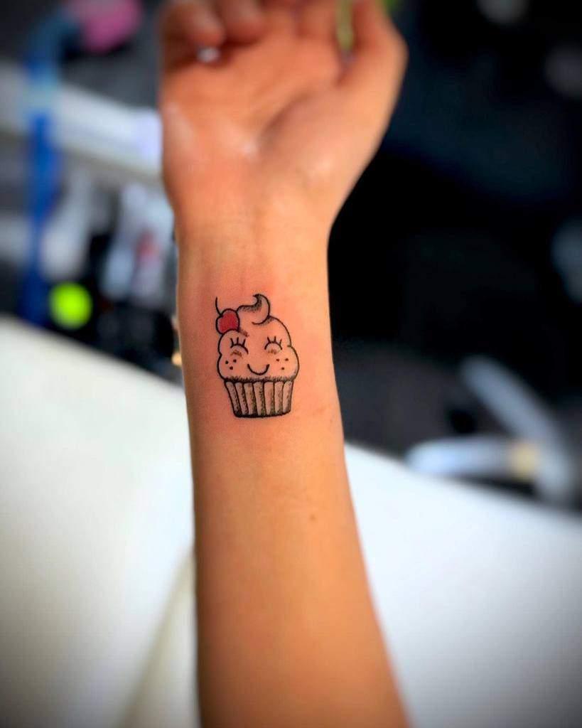 Cute Small Wrist Tattoos Mstar.ink