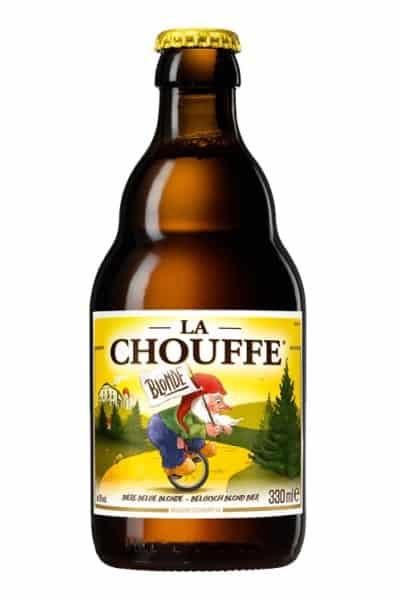 D'Achouffe La Chouffe Belgian Blonde Ale