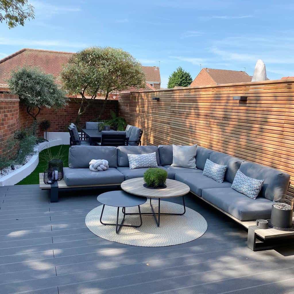 DIY Patio Garden Ideas -rugrats.and.renovation