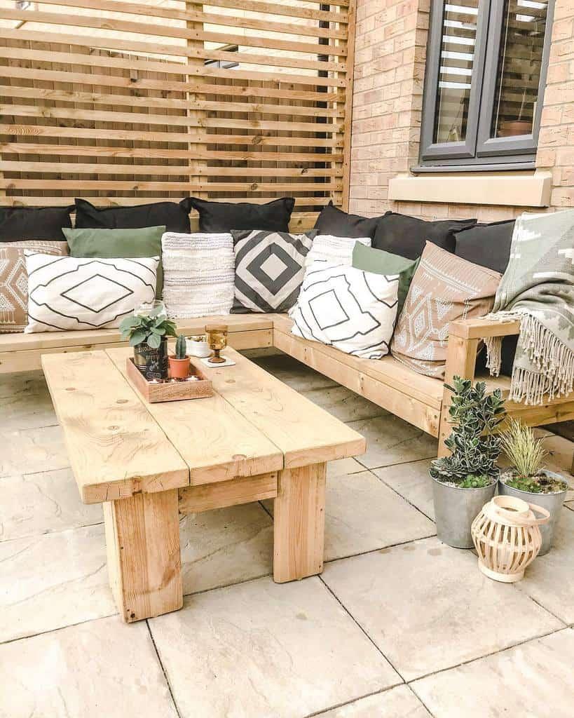 DIY Patio Garden Ideas -wisherhome