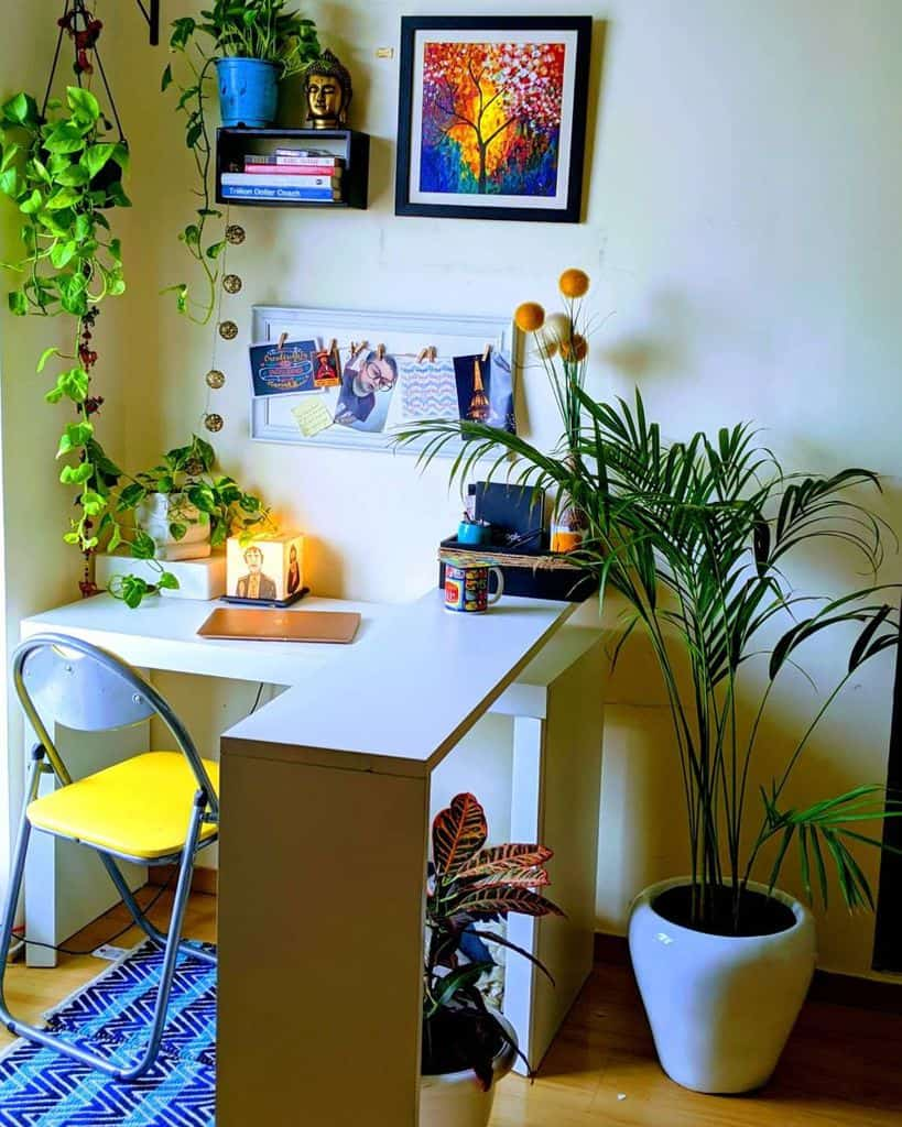 DIY Study Room Ideas curlymom_littleblue