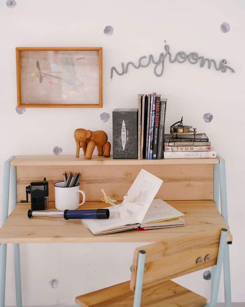 DIY Study Room Ideas incyrooms