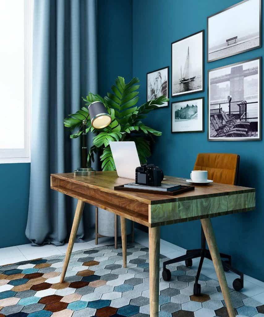 DIY Study Room Ideas lenoirinteriorssa