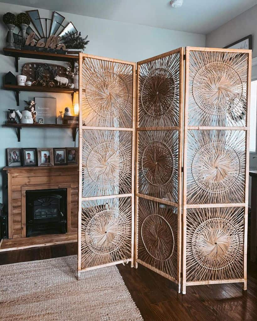 DIY Room Divider Ideas Kailani.josephine