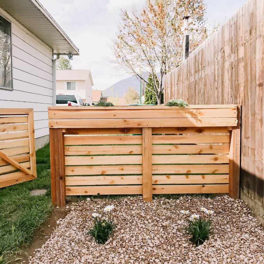 DIY Wood Fence Ideas Ourhomelyproject